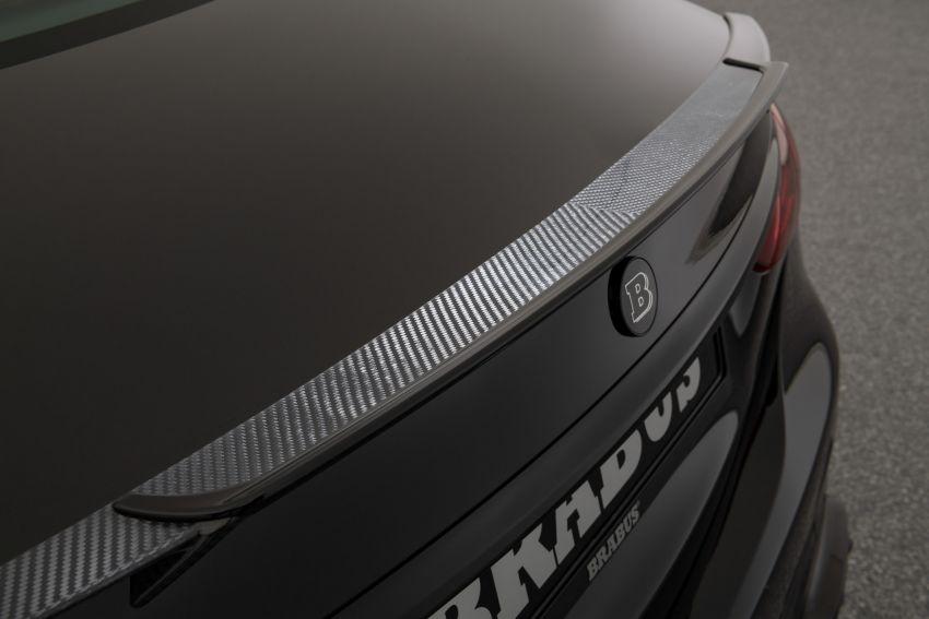 Brabus 800 didedah – Mercedes-AMG E63S 4Matic+ yang dipertingkat sehingga dapat hasilkan 800 PS Image #1292591
