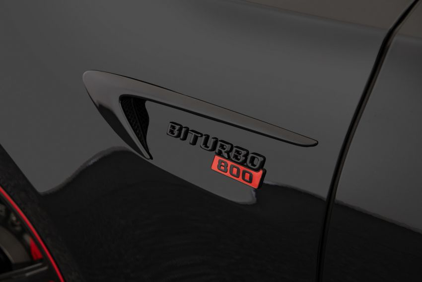 Brabus 800 revealed – tuned Mercedes-AMG E63S 4Matic+ with 800 PS and 1,000 Nm; 0-100 km/h in 3s Image #1292226