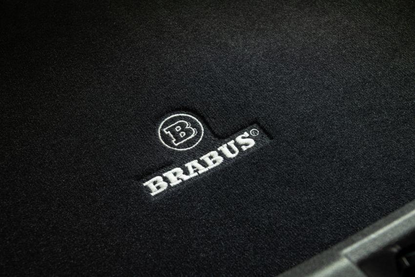 Brabus 800 didedah – Mercedes-AMG E63S 4Matic+ yang dipertingkat sehingga dapat hasilkan 800 PS Image #1292583