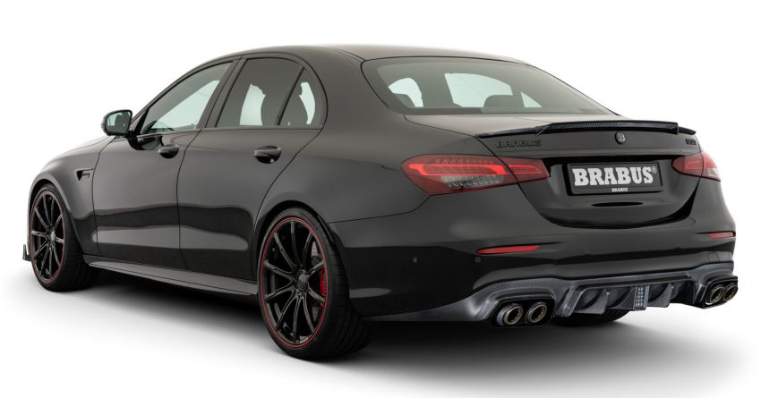 Brabus 800 revealed – tuned Mercedes-AMG E63S 4Matic+ with 800 PS and 1,000 Nm; 0-100 km/h in 3s Image #1292205