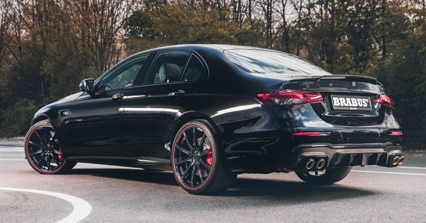 Brabus 800 revealed – tuned Mercedes-AMG E63S 4Matic+ with 800 PS and 1,000 Nm; 0-100 km/h in 3s Image #1292233