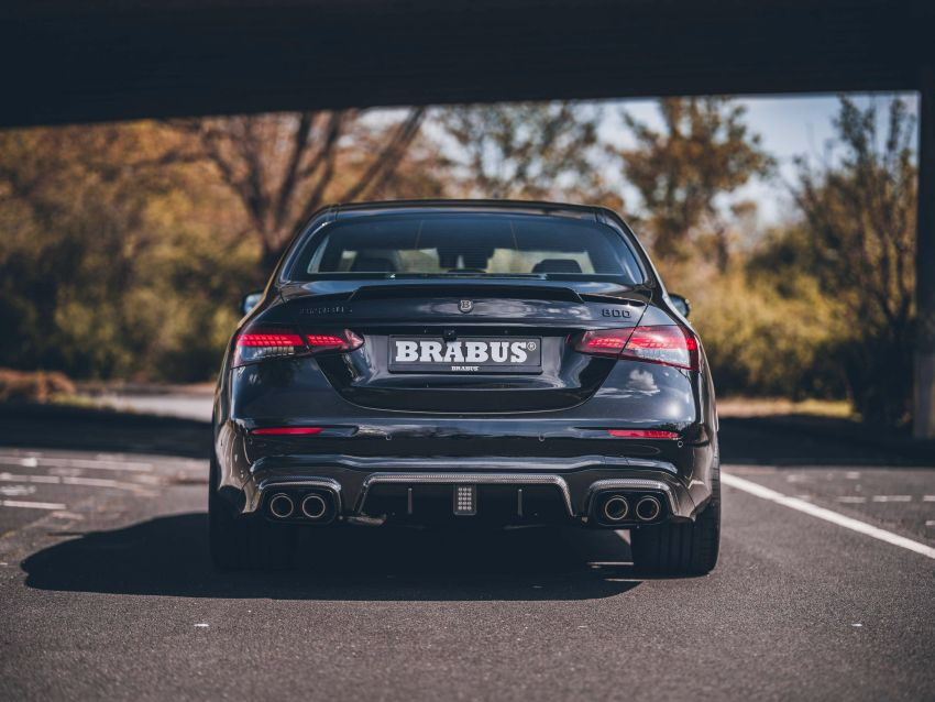 Brabus 800 revealed – tuned Mercedes-AMG E63S 4Matic+ with 800 PS and 1,000 Nm; 0-100 km/h in 3s Image #1292235