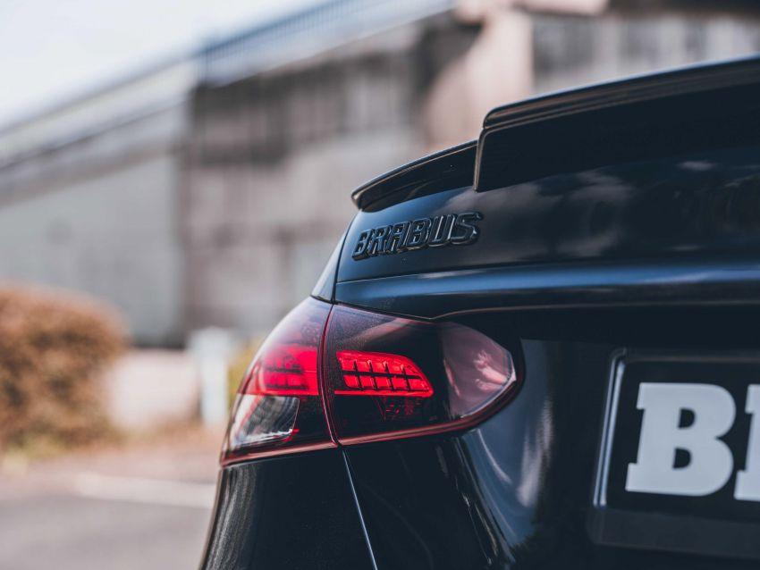 Brabus 800 didedah – Mercedes-AMG E63S 4Matic+ yang dipertingkat sehingga dapat hasilkan 800 PS Image #1292577