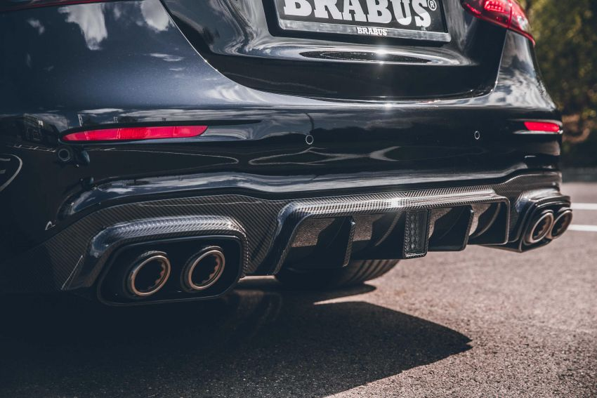 Brabus 800 revealed – tuned Mercedes-AMG E63S 4Matic+ with 800 PS and 1,000 Nm; 0-100 km/h in 3s Image #1292237