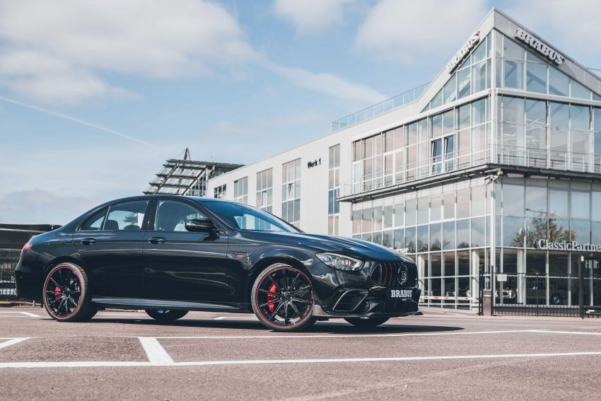 Brabus 800 revealed – tuned Mercedes-AMG E63S 4Matic+ with 800 PS and 1,000 Nm; 0-100 km/h in 3s Image #1292239