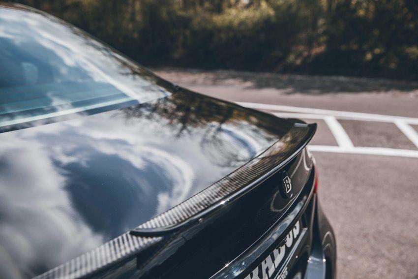 Brabus 800 didedah – Mercedes-AMG E63S 4Matic+ yang dipertingkat sehingga dapat hasilkan 800 PS Image #1292571