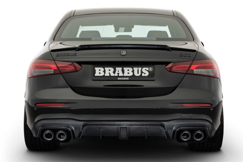 Brabus 800 revealed – tuned Mercedes-AMG E63S 4Matic+ with 800 PS and 1,000 Nm; 0-100 km/h in 3s Image #1292206