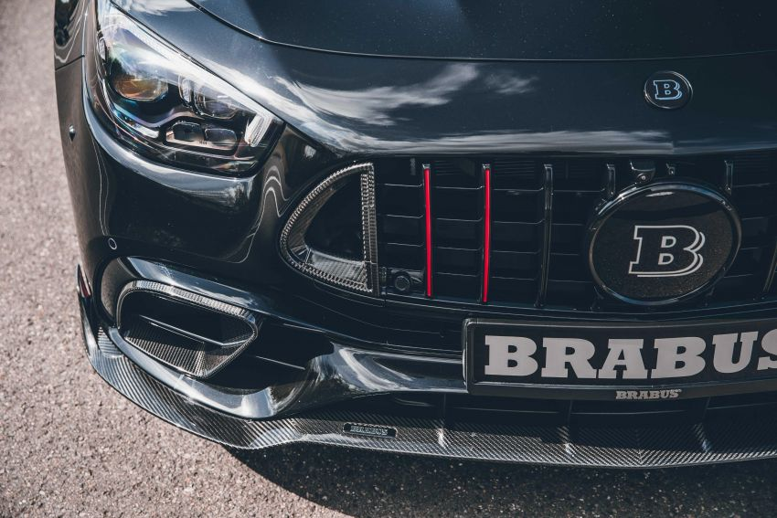 Brabus 800 revealed – tuned Mercedes-AMG E63S 4Matic+ with 800 PS and 1,000 Nm; 0-100 km/h in 3s Image #1292245