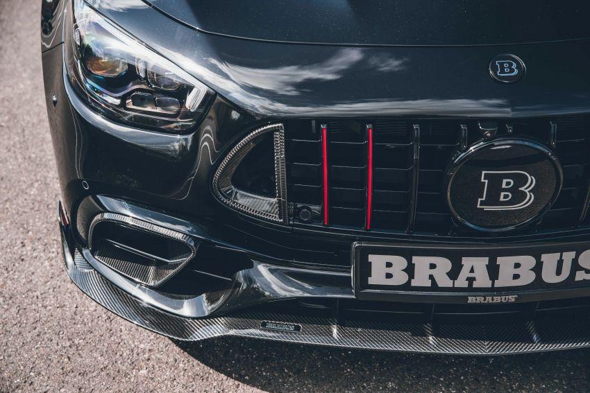 Brabus 800 didedah – Mercedes-AMG E63S 4Matic+ yang dipertingkat sehingga dapat hasilkan 800 PS Image #1292568