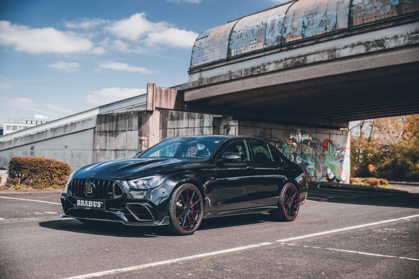 Brabus 800 revealed – tuned Mercedes-AMG E63S 4Matic+ with 800 PS and 1,000 Nm; 0-100 km/h in 3s Image #1292247