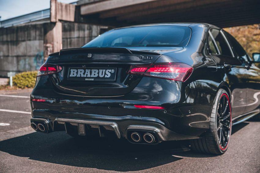 Brabus 800 didedah – Mercedes-AMG E63S 4Matic+ yang dipertingkat sehingga dapat hasilkan 800 PS Image #1292564