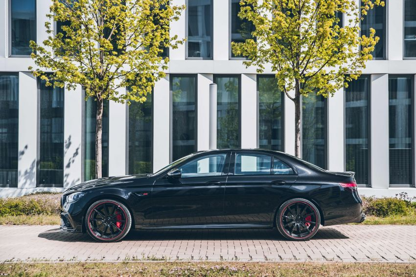 Brabus 800 revealed – tuned Mercedes-AMG E63S 4Matic+ with 800 PS and 1,000 Nm; 0-100 km/h in 3s Image #1292256