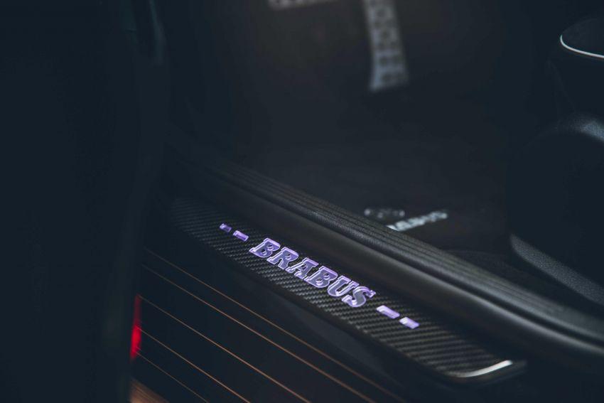 Brabus 800 didedah – Mercedes-AMG E63S 4Matic+ yang dipertingkat sehingga dapat hasilkan 800 PS Image #1292557