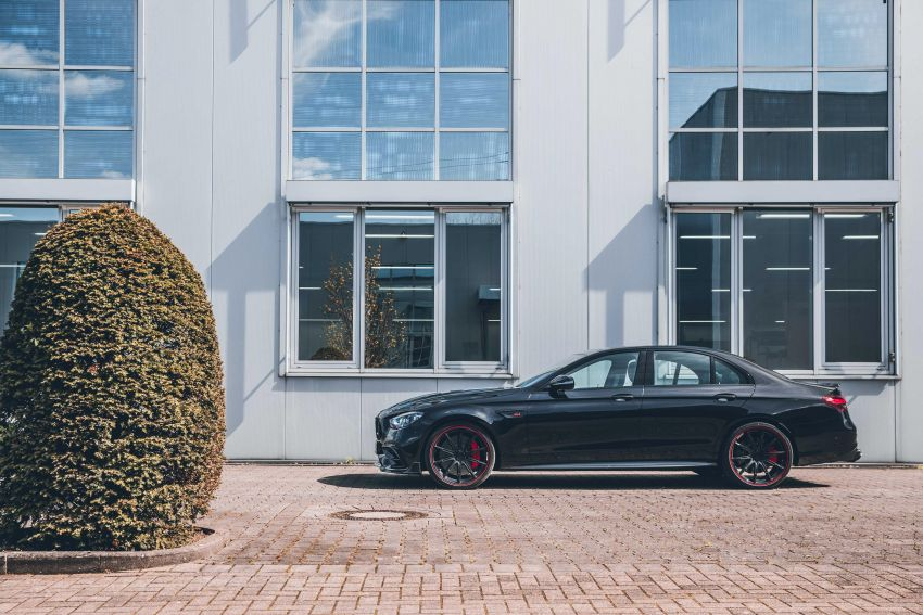 Brabus 800 revealed – tuned Mercedes-AMG E63S 4Matic+ with 800 PS and 1,000 Nm; 0-100 km/h in 3s Image #1292258