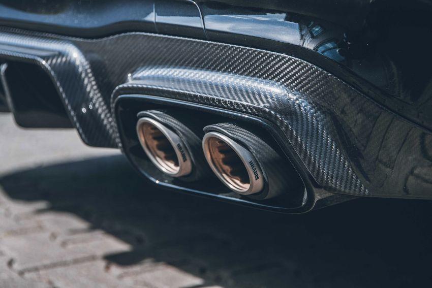 Brabus 800 didedah – Mercedes-AMG E63S 4Matic+ yang dipertingkat sehingga dapat hasilkan 800 PS Image #1292554