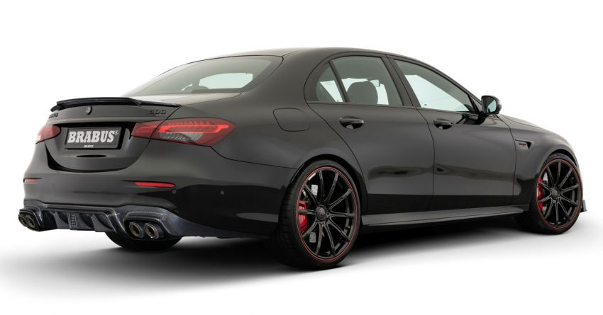 Brabus 800 revealed – tuned Mercedes-AMG E63S 4Matic+ with 800 PS and 1,000 Nm; 0-100 km/h in 3s Image #1292208