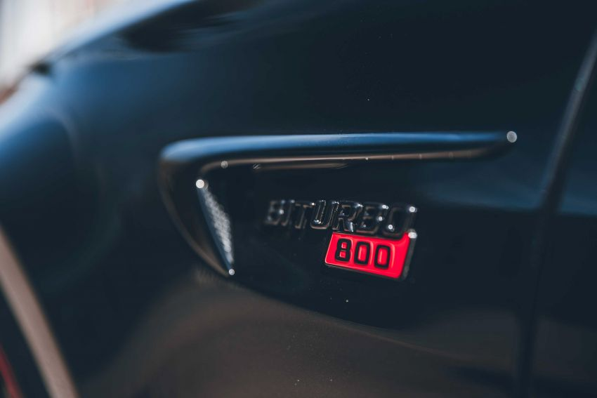 Brabus 800 revealed – tuned Mercedes-AMG E63S 4Matic+ with 800 PS and 1,000 Nm; 0-100 km/h in 3s Image #1292264