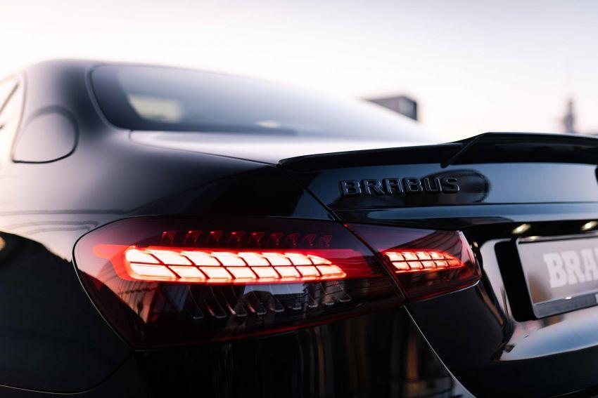 Brabus 800 didedah – Mercedes-AMG E63S 4Matic+ yang dipertingkat sehingga dapat hasilkan 800 PS Image #1292547