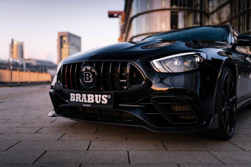 Brabus 800 didedah – Mercedes-AMG E63S 4Matic+ yang dipertingkat sehingga dapat hasilkan 800 PS Image #1292546