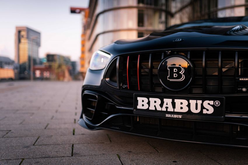 Brabus 800 revealed – tuned Mercedes-AMG E63S 4Matic+ with 800 PS and 1,000 Nm; 0-100 km/h in 3s Image #1292268