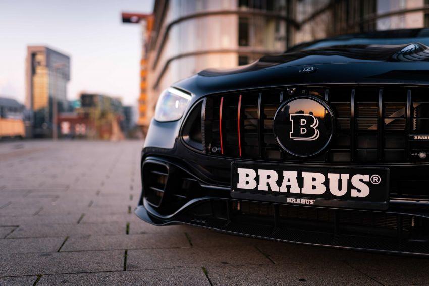 Brabus 800 didedah – Mercedes-AMG E63S 4Matic+ yang dipertingkat sehingga dapat hasilkan 800 PS Image #1292545