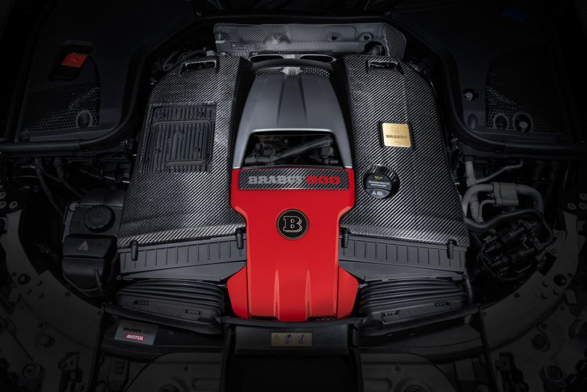 Brabus 800 revealed – tuned Mercedes-AMG E63S 4Matic+ with 800 PS and 1,000 Nm; 0-100 km/h in 3s Image #1292478