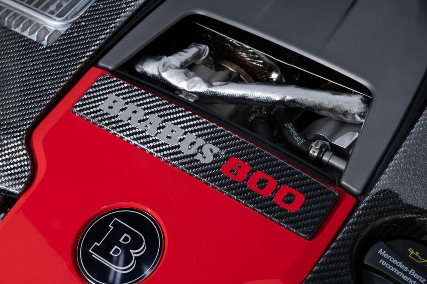 Brabus 800 didedah – Mercedes-AMG E63S 4Matic+ yang dipertingkat sehingga dapat hasilkan 800 PS Image #1292588