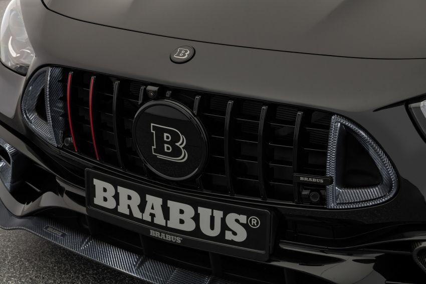 Brabus 800 didedah – Mercedes-AMG E63S 4Matic+ yang dipertingkat sehingga dapat hasilkan 800 PS Image #1292607