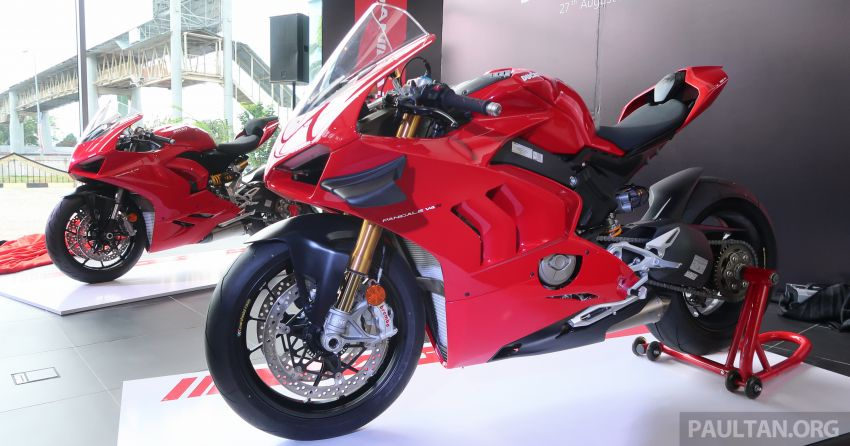 2021 Ducati Panigale V4 Tech Talk videos – how to get the most out of your Ducati Panigale V4 super bike Image #1290978