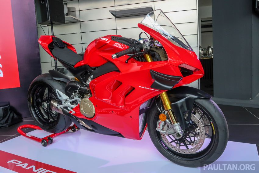 2021 Ducati Panigale V4 Tech Talk videos – how to get the most out of your Ducati Panigale V4 super bike Image #1290979