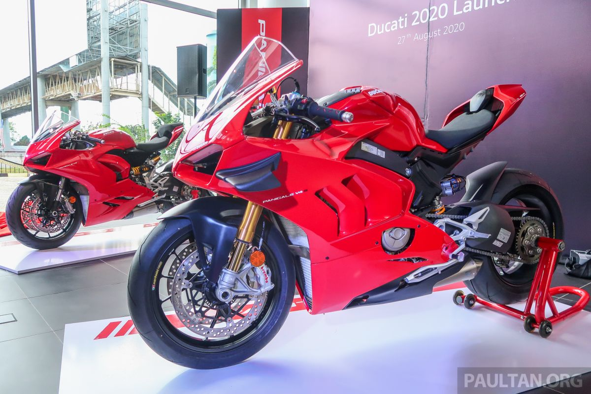 2021 Ducati Panigale V4 Tech Talk videos - how to get the