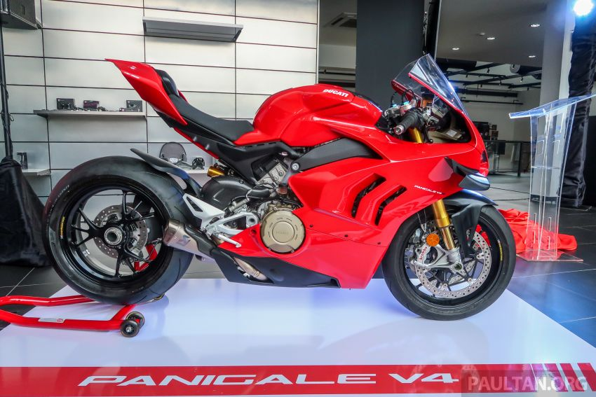 2021 Ducati Panigale V4 Tech Talk videos – how to get the most out of your Ducati Panigale V4 super bike Image #1290981