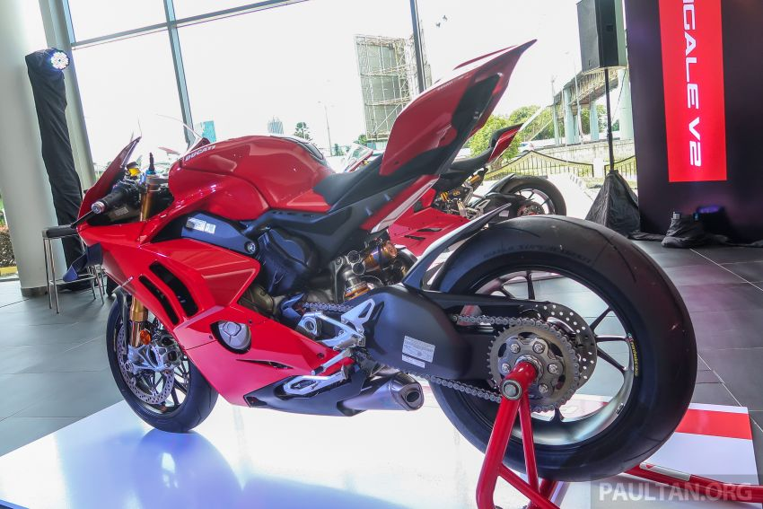 2021 Ducati Panigale V4 Tech Talk videos – how to get the most out of your Ducati Panigale V4 super bike Image #1290983