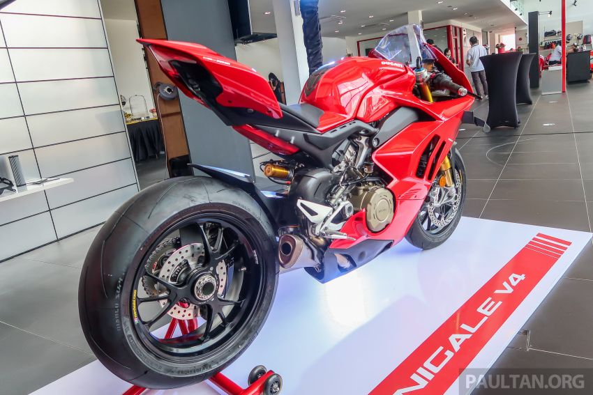 2021 Ducati Panigale V4 Tech Talk videos – how to get the most out of your Ducati Panigale V4 super bike Image #1290984