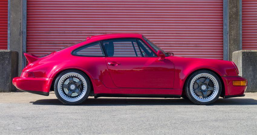 Meet Everrati's fully electric 964 Porsche 911 – 507 PS & 500 Nm, RWD, 0-100 km/h under 4 secs; fr RM1.46m Image #1300633