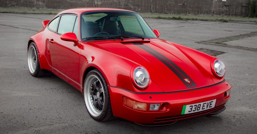 Meet Everrati's fully electric 964 Porsche 911 – 507 PS & 500 Nm, RWD, 0-100 km/h under 4 secs; fr RM1.46m Image #1300645