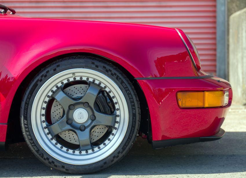 Meet Everrati's fully electric 964 Porsche 911 – 507 PS & 500 Nm, RWD, 0-100 km/h under 4 secs; fr RM1.46m Image #1300635