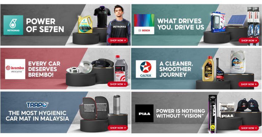 AD: Segarkan kereta anda dengan Shopee — beli dari kedai mikro rasmi, nikmati baucar rebat hingga RM100! Image #1293937