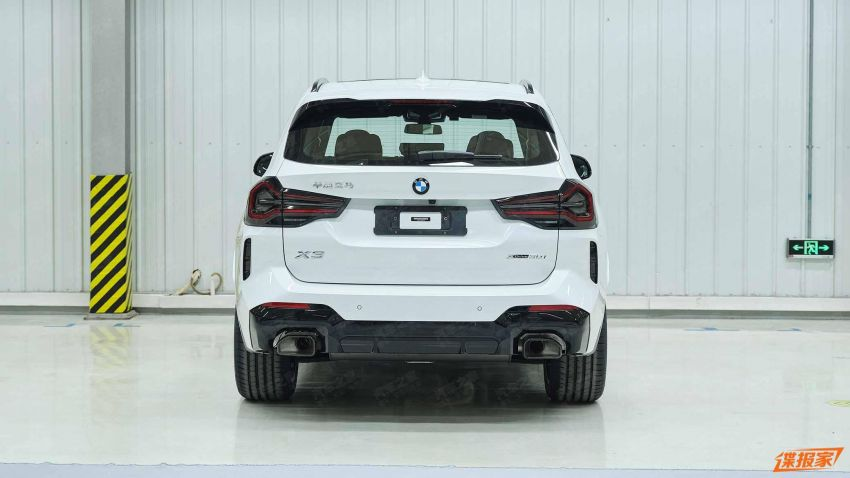 2021 BMW X3 and iX3 facelifts leaked in full – G01 and G08 LCI get bigger grille, new lights and bumpers Image #1294388