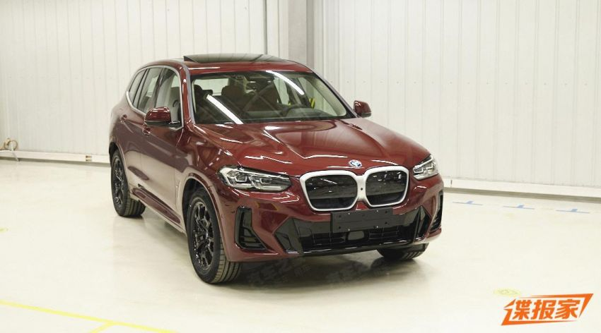 2021 BMW X3 and iX3 facelifts leaked in full – G01 and G08 LCI get bigger grille, new lights and bumpers Image #1294391