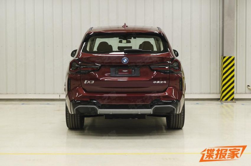 2021 BMW X3 and iX3 facelifts leaked in full – G01 and G08 LCI get bigger grille, new lights and bumpers Image #1294392