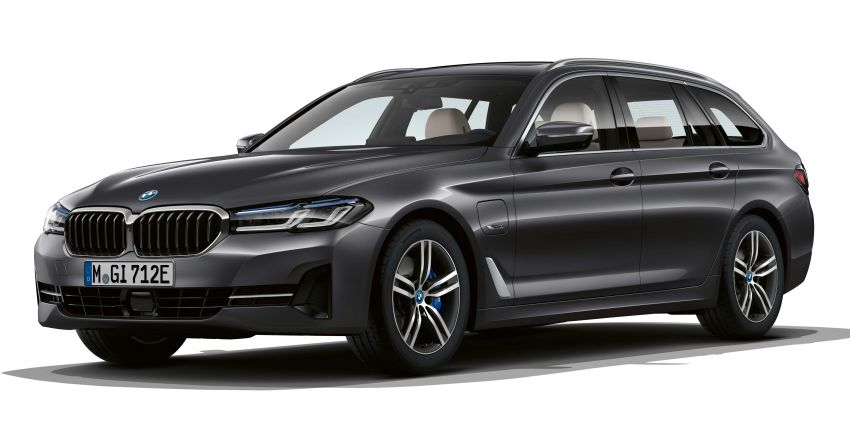 2021 BMW 5 Series, 6 Series GT updated – four-zone climate control with nano filter, M multifunction seats Image #1299149