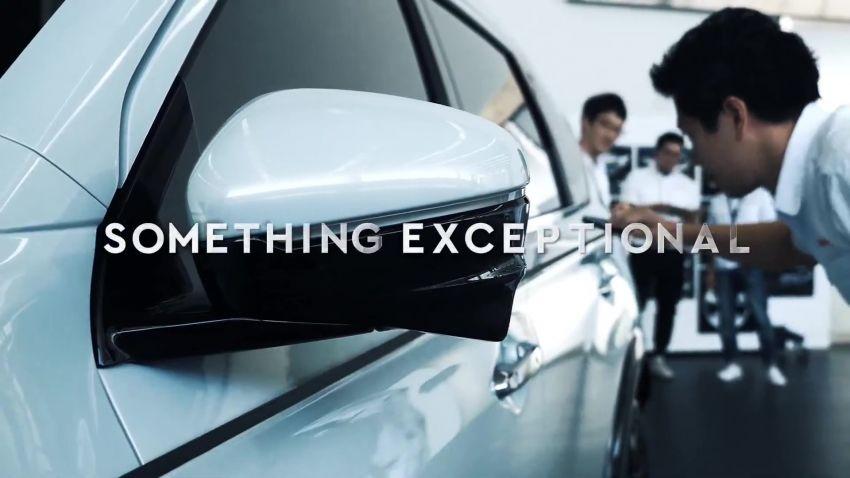 Honda N7X concept previews 2022 BR-V 7-seat SUV Image #1289970