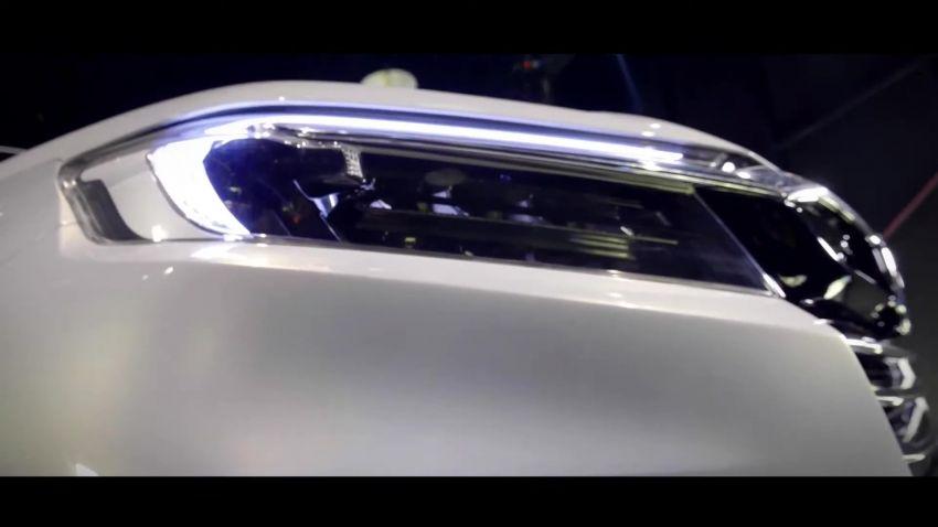 Honda N7X concept previews 2022 BR-V 7-seat SUV Image #1289977