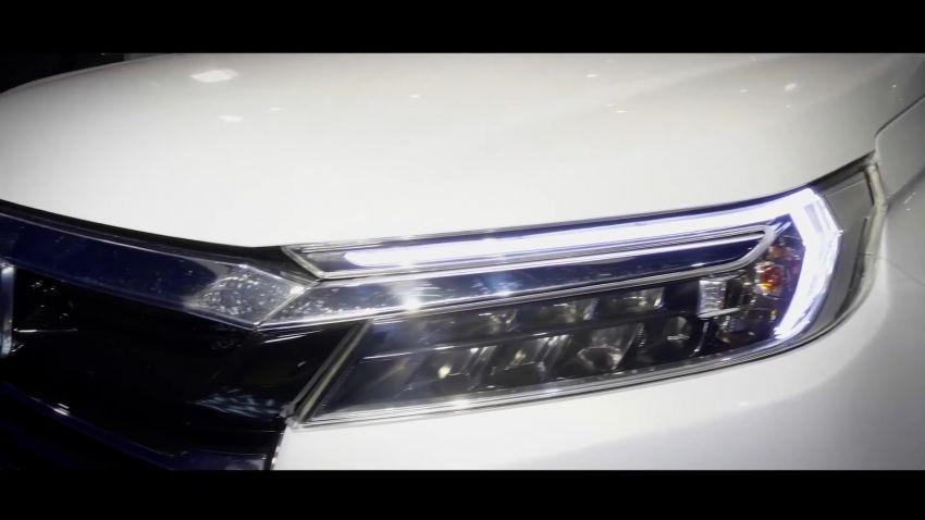 Honda N7X concept previews 2022 BR-V 7-seat SUV Image #1289980