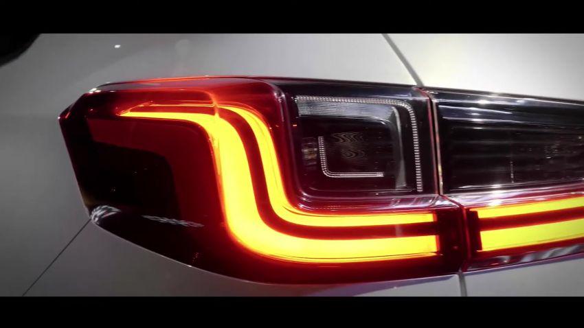 Honda N7X concept previews 2022 BR-V 7-seat SUV Image #1289983