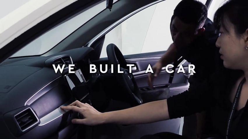 Honda N7X concept previews 2022 BR-V 7-seat SUV Image #1289964