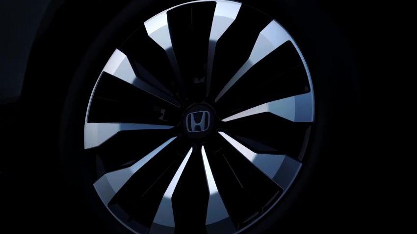 Honda N7X concept previews 2022 BR-V 7-seat SUV Image #1289967