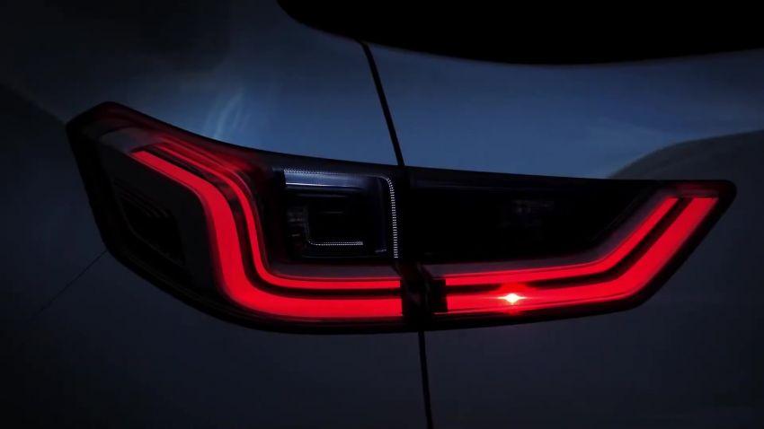 Honda N7X concept previews 2022 BR-V 7-seat SUV Image #1289968