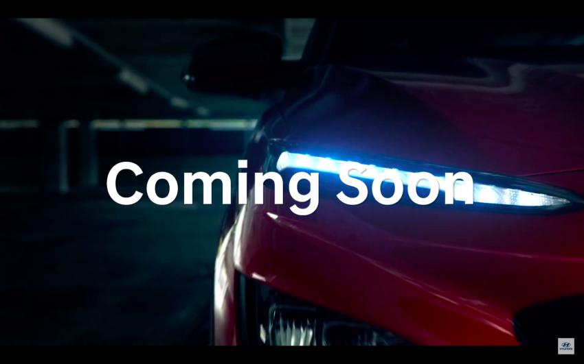 Hyundai Kona N Line teased, coming to Malaysia soon Image #1297570